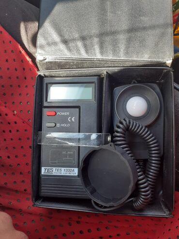 Инструменты для авто - Кыргызстан: Толщиномер TES 1332A. Сделано в Тайване. Состояние отличное.брал за