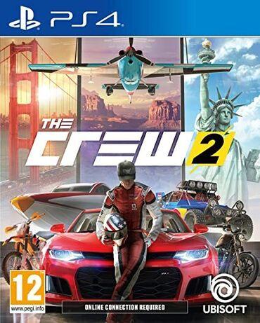 """u boat - Azərbaycan: """"The Crew 2"""" PS4 oyunu.Sony PS4 ( PlayStation 4 ) üçün The Crew 2 oyun"""