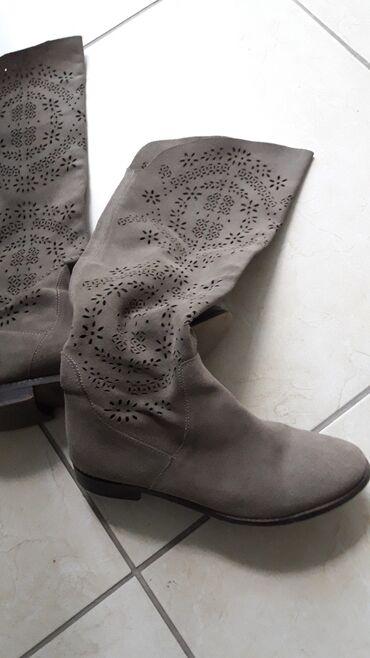 Cizme kozne broj - Srbija: BATA kozne cizme, broj 37