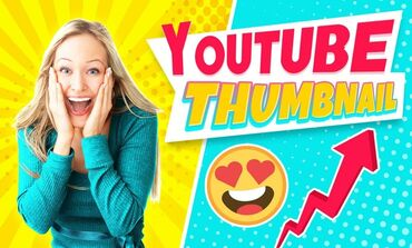 1 elan   XIDMƏTLƏR: YouTube kapak şəklinin hazırlanmasıBasic - Thumbnail (12 ədəd) =