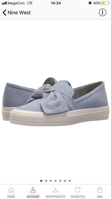 Новая женская обувь от nine west из сша. размер 39. 5 в Бишкек