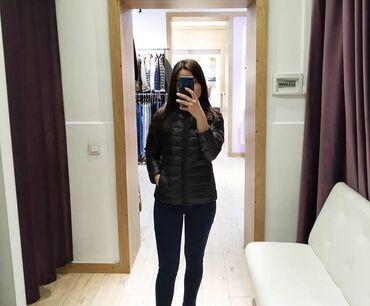 Куртки - Кыргызстан: Продаю куртку,складывается в свой мешочек