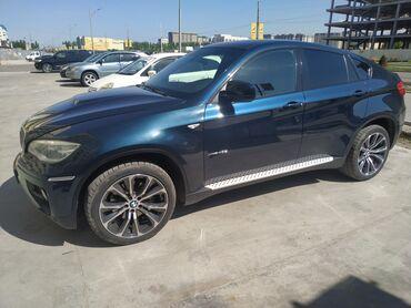 BMW - Зеленый - Бишкек: BMW X6 3 л. 2013 | 134000 км