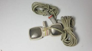 Sumqayıt şəhərində GRUNDIG 29 və 31 mikrofonlari.giymet biri üçündür