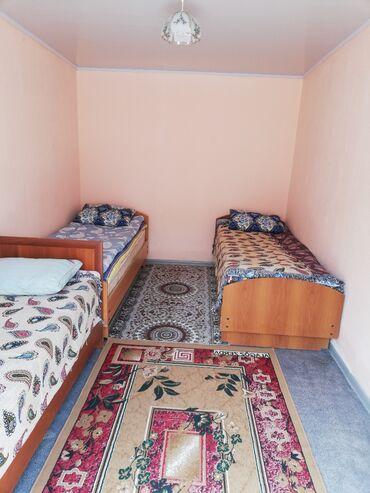загородные дома отдыха бишкек в Кыргызстан: Сдаются 2х, 3х и 4х местные комнаты в селе Тамчы, всего в 200 метрах