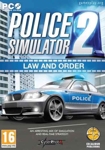 Police Simulator 2 (Policija) igra za pc (racunar i - Boljevac