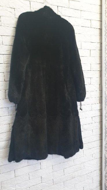 termos evropa в Кыргызстан: Продам норковую шубу, очень красивый густой мех,чёрного цвета