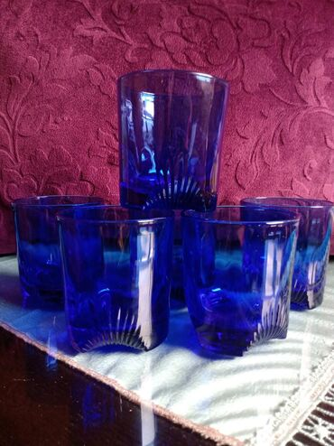 Čaše za piće - Srbija: Case nove 6 kom. visina. 8cm. precnik otvora. 7cm