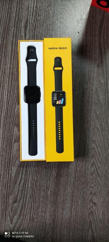 Смарт-часы Realme Watch (RMA161). Умные часы. Новые, гарантия 1 месяц
