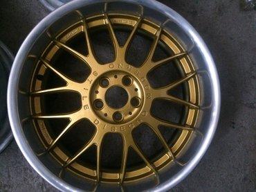 Настоящие кованые SSR Fellini LM-9. Сделаны в в Кара-Балта
