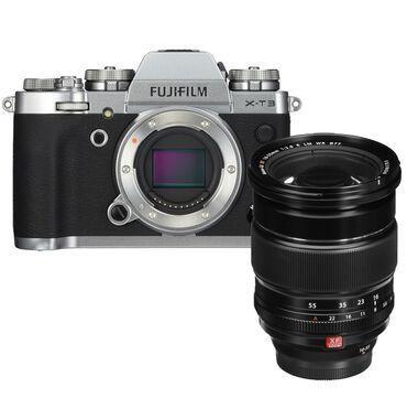 FUJIFILM X-T3 16-55mm f2.8 KitQeyd:650 probegdir.Xüsusiyyətləri:Sensor