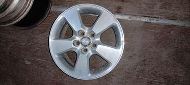 шины бу купить в Кыргызстан: В продаже оригинальный диск Toyota Сверловка 5*100Ширина 6.0j et45Без
