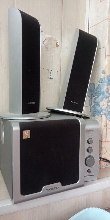 Компьютеры, ноутбуки и планшеты в Каракол: Колонки хорошие
