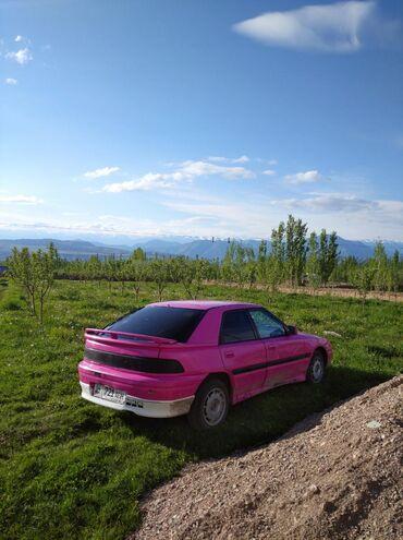 Mazda 323 1.8 л. 1991 | 300 км