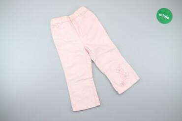 Дитячі штани для дівчинки з квітками Covington    Довжина: 56 см Довжи