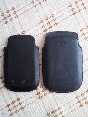 Bakı şəhərində Blackberry telefonlari ucun koburalar.Biri az ishlenmish,digeri ise
