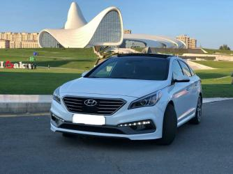sonata - Azərbaycan: Hyundai Sonata 2015