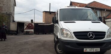 Mercedes-Benz Sprinter 2.2 л. 2011 | 300000 км