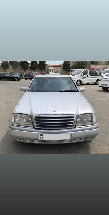 audi 200 22 mt - Azərbaycan: Mercedes-Benz C 200 2.2 l. 1995 | 380000 km