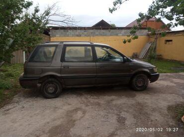 Автомобили - Кыргызстан: Mitsubishi Space Wagon 2 л. 1997 | 337438 км
