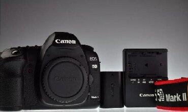 canon eos 5d mark ii в Азербайджан: Canon eos 5D mark II body probeg 3k Qiymet 1200 azn. Aparata söz ola
