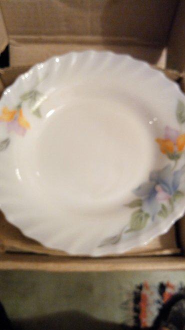 6 novih dubokih tanjira od arkopala..fiksna cena.. - Kraljevo