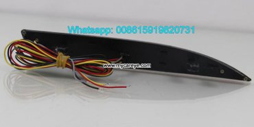 VW Scirocco R GTS Rline LED running Bumper Brake Lights  Model in Malangawa - photo 3