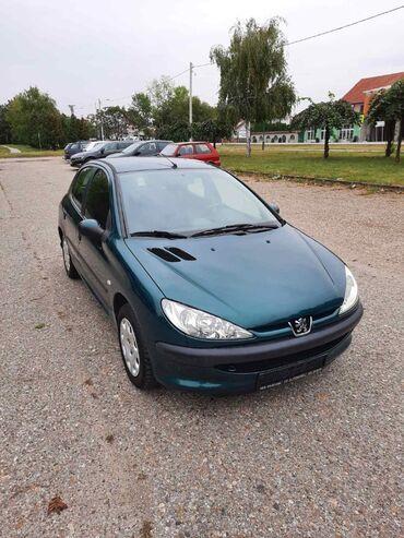 Polovni automobili - Kovin: Peugeot 206 1.1 l. 2004 | 170000 km