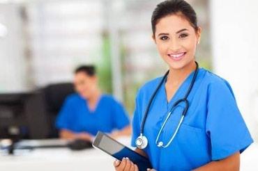 Нам срочно нужно медсестры можно без в Бишкек