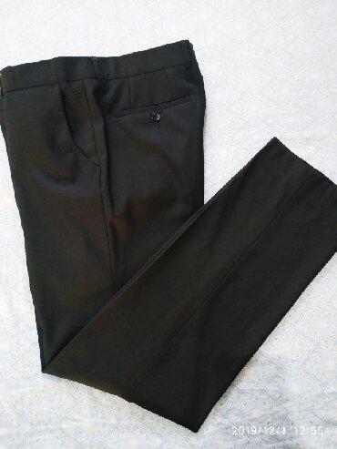 черные брюки мужские в Кыргызстан: Мужские брюки XXL