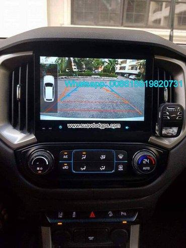 Chevrolet S10 2017 2018 radio android GPS navigation camera in Kathmandu - photo 2