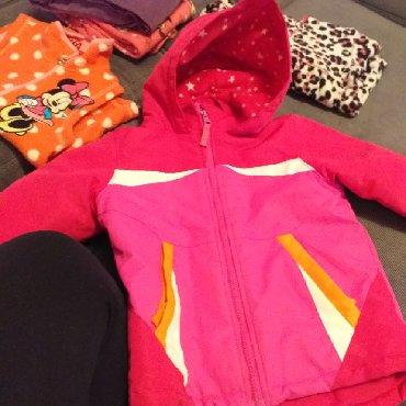 Zimska zenska jakna nepromociva - Srbija: Jakna za devojcice nepromociva orginal kupljena