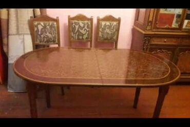 Endirimtecili stol 6stul satilir 170azn inasaatcilar unverstetin