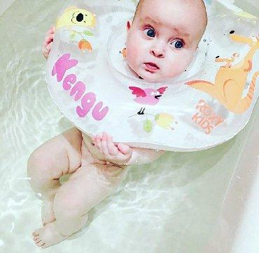 Круг на шею для купания Roxy Kids.Круг на шею для купания Kengu Roxy
