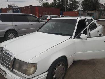 Mercedes-Benz W124 2.3 л. 1987 | 440 км