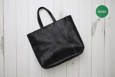 Жіноча сумка з натуральної шкіри Celine   Довжина: 37 см Висота: 31 см