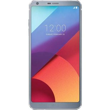 LG G6 (32GB,Silver)Kredit kart sahibləri 18 aya qədər kreditlə ödəmə