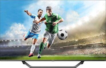 Телевизор HISENSE 43AE7400F- размер 110 см - разрешение uhd 4k