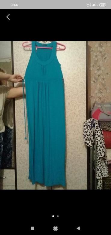 Платье SELA  отличное состояние.46 размер. 500сом. в Лебединовка