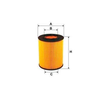 alfa-romeo-75-3-mt - Azərbaycan: Yağ filteri  BMW: 3 90-98, 3 98-05, 3 Compact 97-00, 3 Compact 01-05