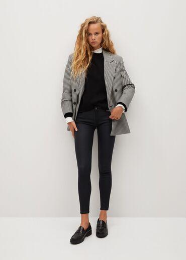 Продаю джинсы под кожу Манго, новые ! Сидят идеально корректируют фи