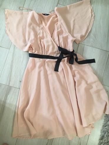 H&M haljina jednom nosena Vel.M - Novi Sad