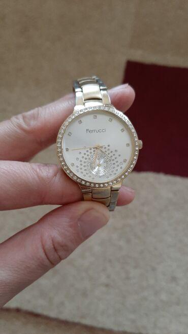 купить золотые часы в бишкеке in Кыргызстан   АВТОЗАПЧАСТИ: Срочно!Продаю часы Ferucci