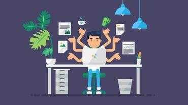 Работа - Кыргызстан: Требуется контент менеджер по обслуживанию интернет магазина   Удалённ