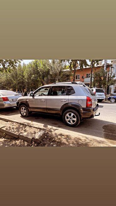 машина аренда ош in Кыргызстан | СТИРАЛЬНЫЕ МАШИНЫ: Hyundai Tucson 2.7 л. 2005 | 150000 км