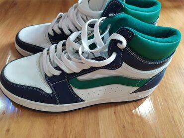 спортивная обувь в Кыргызстан: Vans производство Китай для Японии. Подарок купленный в Японии. Размер