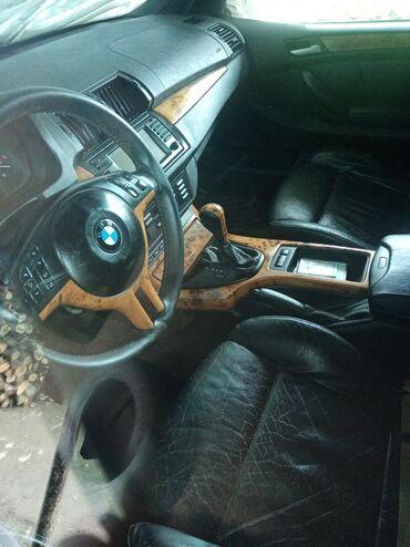 bmw m5 4 4 m dkg - Azərbaycan: BMW X5 4.4 l. 2003 | 195000 km