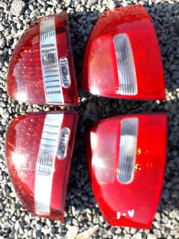 audi 100 2 2 мт в Кыргызстан: Задний плафон Audi горбатый задние плафоны седан Audi A6