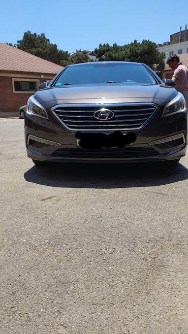 audi-coupe-2-16 - Azərbaycan: Hyundai Sonata 2.4 l. 2015   83020 km