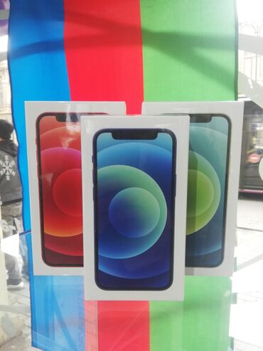 50gb azercell - Azərbaycan: Yeni iPhone 12 64 GB Qırmızı